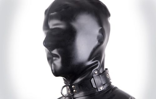 Fetters Heavy Duty Rubber Hood with nose holes