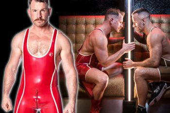 Invincible Rubber Team Trial and Coach wrestling singlets