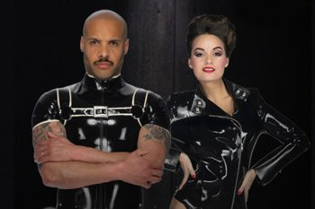 Liberation London in Covent Garden stocks Libidex men's and women's latex