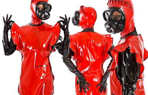 Rubbermagic Maid Costume