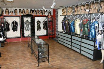 StylePlanet store interior, Munich