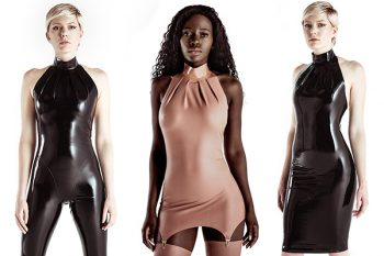 New Ardita Essentials collection features the Jane Line of latex basics. Photography: ArdiFoto