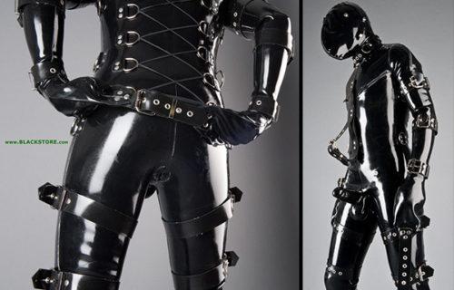 Blackstore Bizarre Rubber- Boy Version One