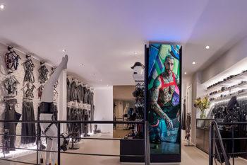 Mister B Amsterdam store interior