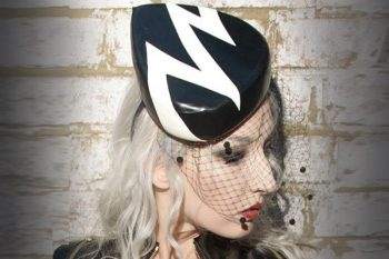 Marie Devilreux Bolt Hat