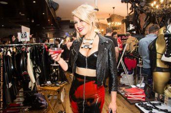 Le Boutique Bazaar co-host Alexandra Houston