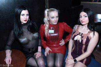 London Femdom Weekend 2019. Photo: Bobette
