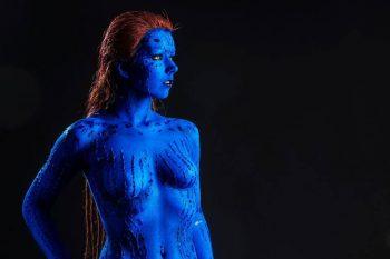 DC Summer Masquerade Ball 22 model Ashley Eliza. Photo: Jeremy Fink