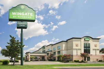 GWNN Bash venue: The Wingate by Wyndham Round Rock Hotel