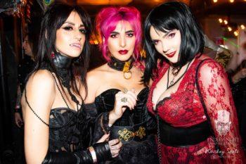 Endless Night Los Angeles Vampire Ball. Photo: Whiskey Shotz
