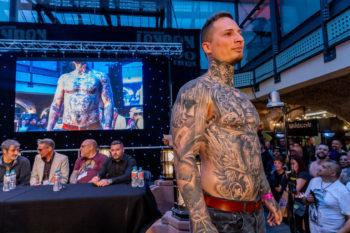 International London Tattoo Convention 2020