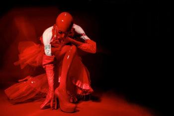 Torture Garden Valentines – Red Light Love 1 – 2020. Photo: Sequoia Emmanuelle Photography