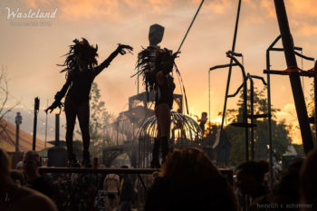Wasteland Summerfest July 2020. Photo: Heinrich von Schimmer