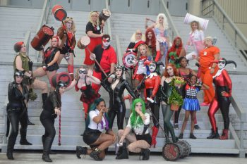 Fetish Con 2022: Cosplay Group 2019 photo by Nocedo Photo