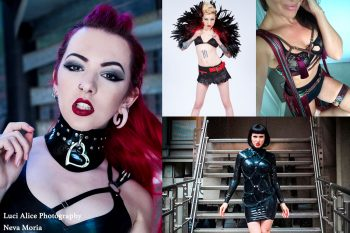 LAM June 6 brands (c/w from left): Prong, BBarbarella, Persephonie Ncredible, Figure of A