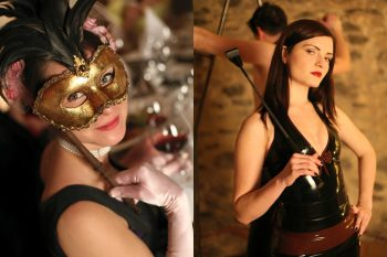Xklusiv Castle Events: Night of the Mask and Night of Passion – September 2021